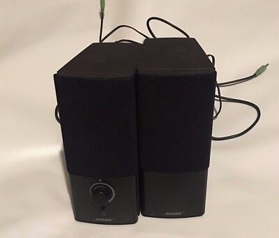 Bose Companion 2 Series 3 Multimedia Speaker System