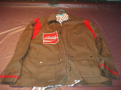 Vintage 70's Coca-Cola  Driver Uniform Jacket, pants and two shirts