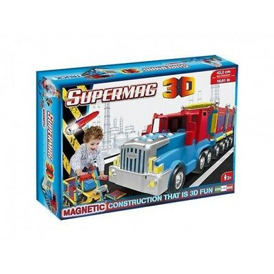 Plastwood 0610 - Supermag Toys 0610 Truck 3D