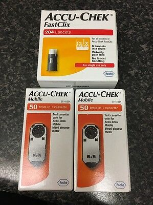 Accu Chek Mobile Lancets And Cassettes