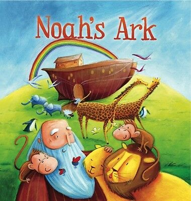 My First Bible Stories Old Testament: Noah's Ark (Paperback), Sul. 9781848358911