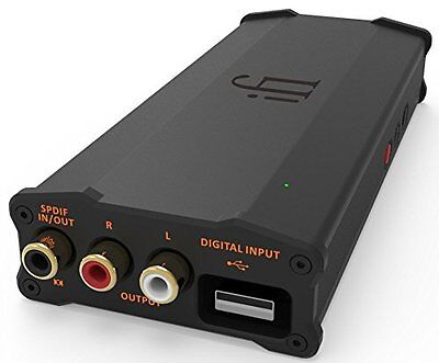 NEW iFi Micro iDSD Black Label Edition USB DAC and Headphone Amplifier