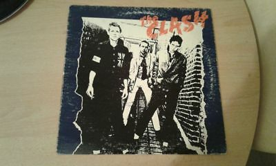 The Clash Rare Canadian Punk Lp Record