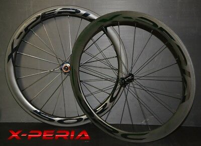 X-PERIA 50 Pro SL Carbone Road Roues Route Carbon Clincher Wheel bike Laufräder