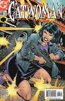 Catwoman #85 (NM)`00 Carlton/ Johnson