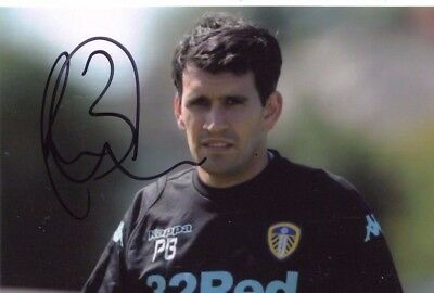 New, Paul Butler, Leeds United, 6X4 Hand Signed Photo 2017/18