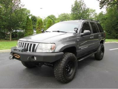 2004 Jeep Grand Cherokee Laredo Special Edition 2004 Jeep Grand Cherokee Laredo SE V8 4WD Low Miles Lifted 1 Of A Kind Look