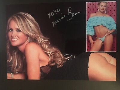 Michelle Baena Playboy Covermodel Sexy 8X10 Photo Signed To You From Me