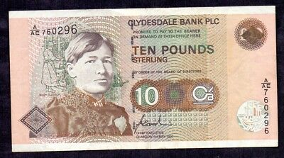 10 Pounds From Scotland 1996