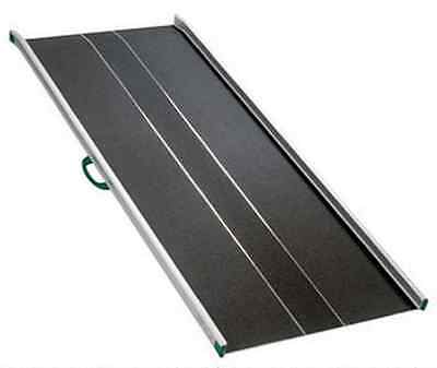 Portable Wheelchair Ramp, 2.0m Flat Panel Guldmann Ramp