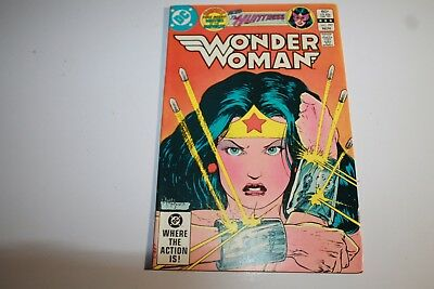 Dc  Wonder Woman #297 Nov    1982