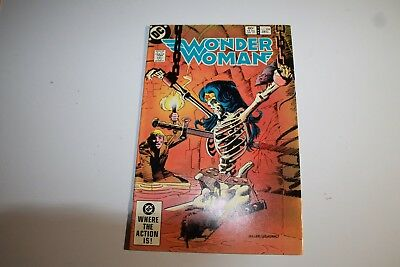 Dc  Wonder Woman #298 Dec     1982
