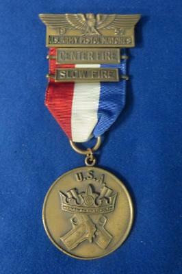Vintage 1957 U.S. Army Pistol Matches Medal