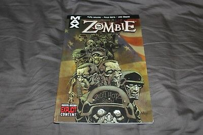 ZOMBIE MAX - graphic novel comic TPB Collected Edition Marvel Comics