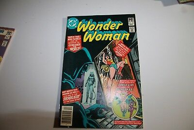 Dc  Wonder Woman #274  Dec 1980