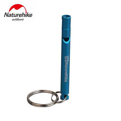 1pcs Outdoor Survival Safety Whistle Train Aluminum 7cm Color Camping Accessory