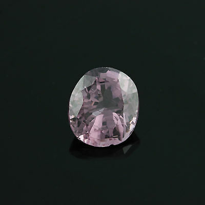 1.15ct ct lose Spinell Edelstein - oval facettiert lila Original 6.80mm x 5.94mm