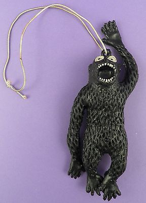 King Kong Jiggler Toy with String - Original c1960s Unused Stock!