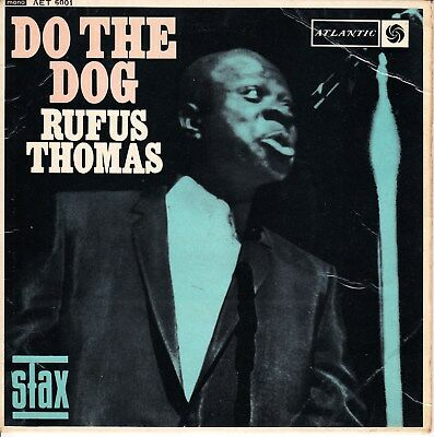 Rufus Thomas 1964 Uk Ep *do The Dog/ Can Your Monkey Do The Dog +2*  R&b Soul