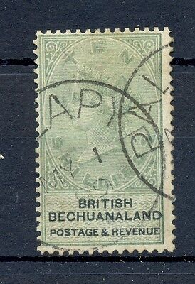 English Colony  British  Bechuananland   Sg#19  Cv £375  Used Extra Fine