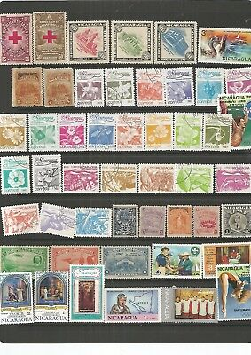 Nicaragua 49 Mint & Used  Stamps. Nice , See Scan