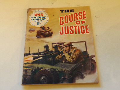 WAR PICTURE LIBRARY NO 278!,dated 1965!,GOOD for age,great 51!YEAR OLD issue.