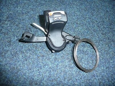 Shimano Deore Xt Sl-M770-A Rear Gear Lever Shifter 9 Speed Black Clamp On