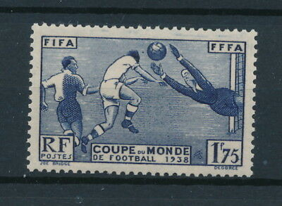 [91897] France 1938 Football good stamp Very Fine MNH Value $40