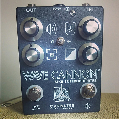 Caroline Guitar Wave Cannon Distortion Limited Edition