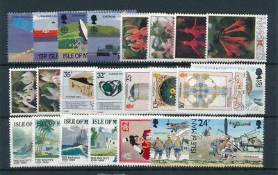 [92354] Isle of Man good lot Very Fine MNH stamps