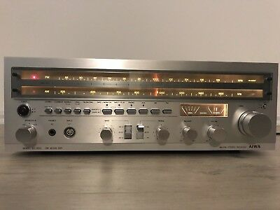 AIWA AX-7600 Vintage Receiver - HIGH END - TOP Zustand - wie Pioneer, Technics