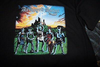 Armored Saint XL 2006 Tour Shirt, Metal Church, Anthrax, Metallica, Exodus