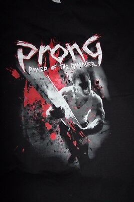 Prong XL Tour Shirt 2008 - Power Damager, Ministry, Exodus, Fear Factory