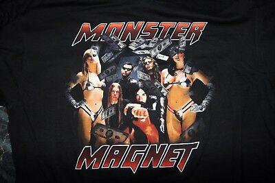 Monster Magnet - XL Shirt Kyuss, Clutch, Orange Goblin, Stoner, Doom, Dope