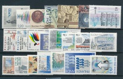 [93756] Finland good lot Very Fine MNH stamps