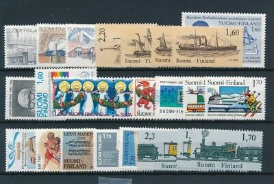 [93757] Finland good lot Very Fine MNH stamps
