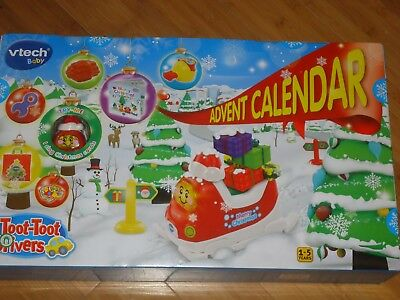 VTech Toot-Toot Drivers Advent Calendar 2016