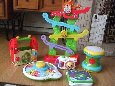 Bundle Baby/Toddler Pre-School Toys ElC-Fisher Price-Leap Frog