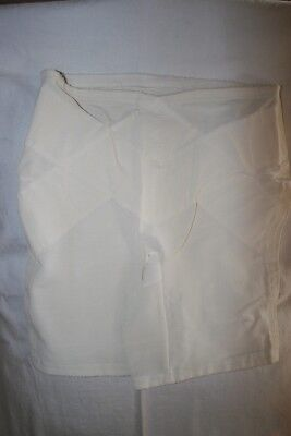 "Vintage Retro Girdle with Stocking Hose Hooks 28"" Halloween Costume Naughty"