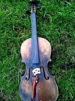 Violin needs restoration