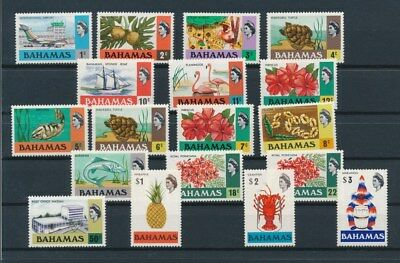 [G92153] Bahamas good set Very Fine MNH stamps