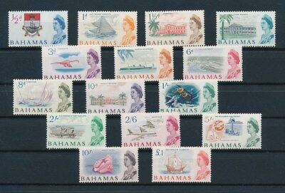 [G92265] Bahamas good set Very Fine MNH stamps