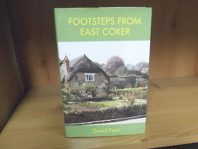 Footsteps From East Coker by David Foot (2010)