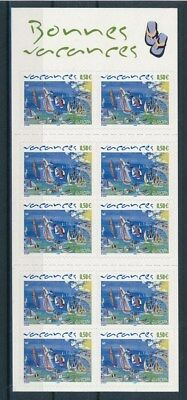 [G93670] France 2004 Europa good complete booklet Very Fine Adhesive