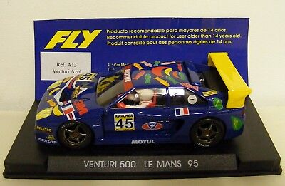 FLY VENTURI 500 Slot Car - Ref. A13