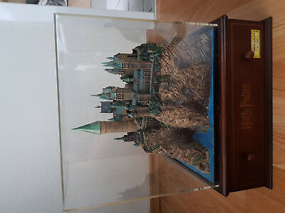 "Harry Potter 1 - 6 Collector's Edition ""Hogwarts Castle"" *Blu-ray* Limited Edi."