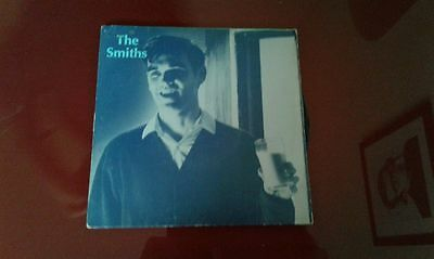 The Smiths Original 7 Inch Vinyl Record
