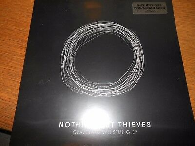 """Nothing But Thieves - Graveyard Whistling EP 10"""" vinyl"""