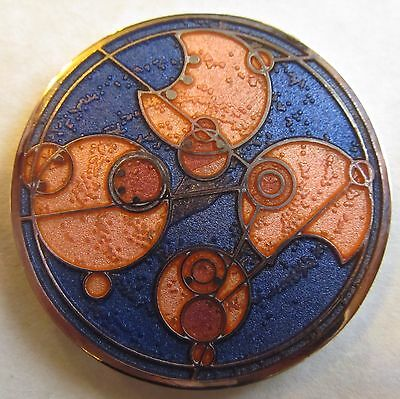 Time Lord Geocoin - Cambrian Period Edition - Glass on Metal