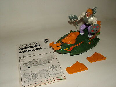 Masters Of The Universe Motu Vintage Action Figures He Man & Windraider Gift Set